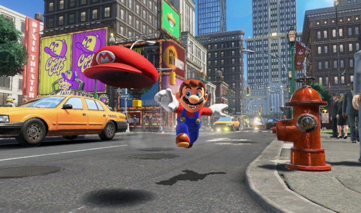 En Super Mario Odyssey te despedirás del Game Over