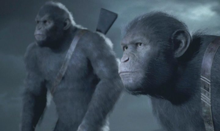 Planet of the Apes: Last Frontier debuta en PlayStation 4