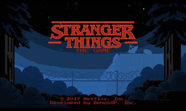 'Stranger Things' estrena juego en iOS y Android