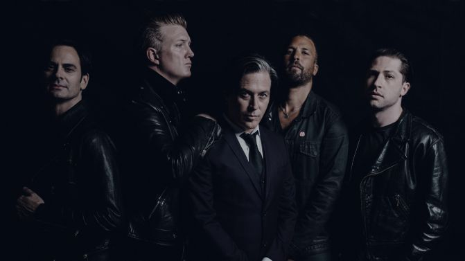 Queens Of The Stone Age Navideño